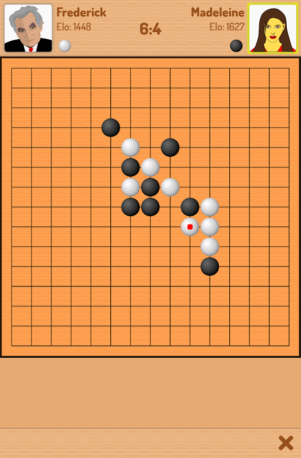Gomoku - Five In a Row- screenshot