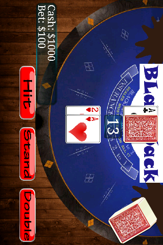 BlackJack 21 Pro Free- screenshot