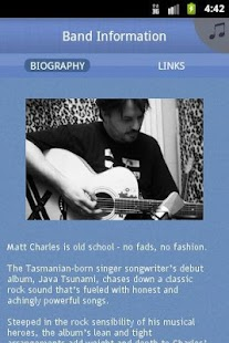Matt Charles - screenshot thumbnail