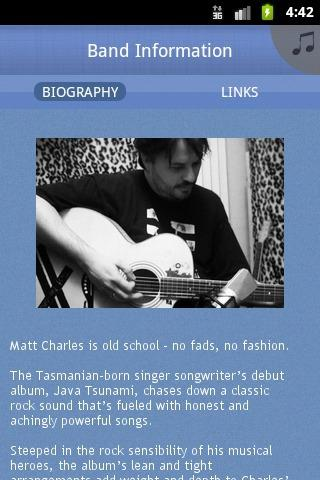 Matt Charles - screenshot