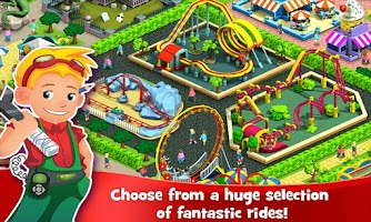 Screenshot of Funpark Friends Deluxe™
