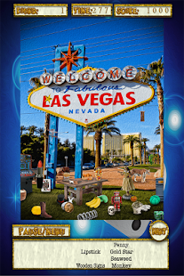 Hidden Objects Las Vegas - Puzzle Object Game - náhled