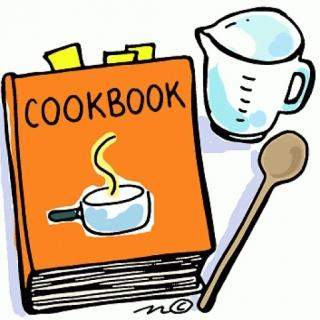 5 Cookbooks 2200 Recipes