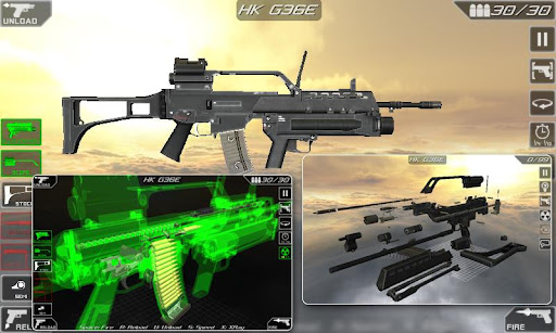 Gun Disassembly 2 apk v4.6 - Android