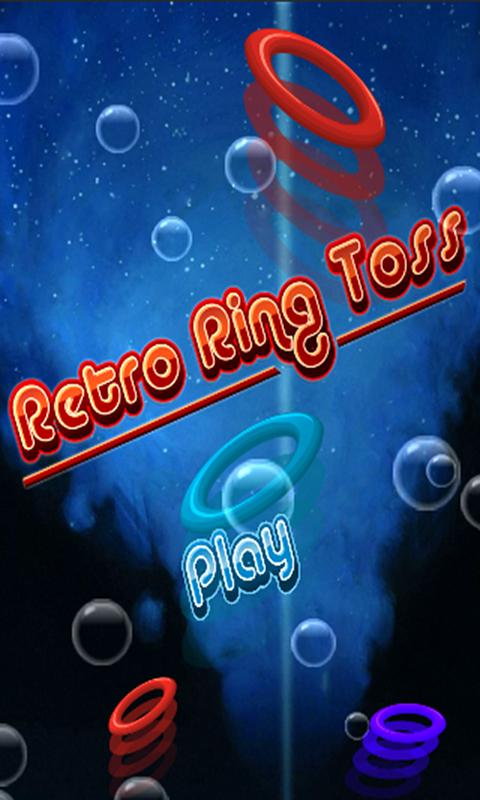 Retro Ring Toss - screenshot