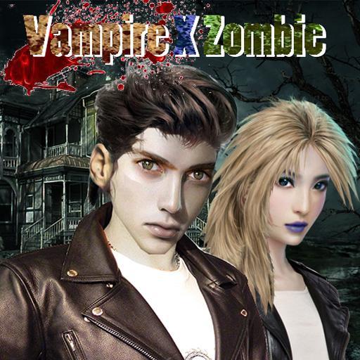 Vampire X Vampire LOGO-APP點子