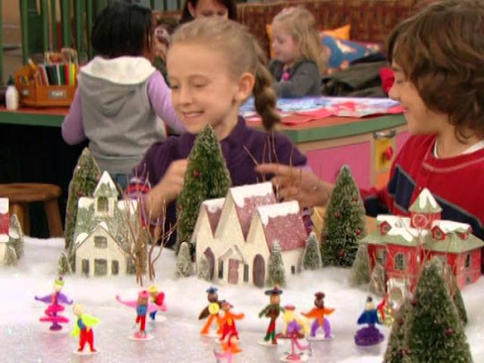 join your favorite purple dinosaur as he travels to the north pole to discover the wonders of santas workshop decorates the christmas caboose - Barney Christmas Movie