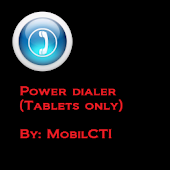 Auto Power Dialer (Tablet)