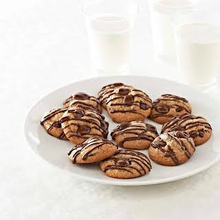 Cinnamon Chocolate Chip Cookies.