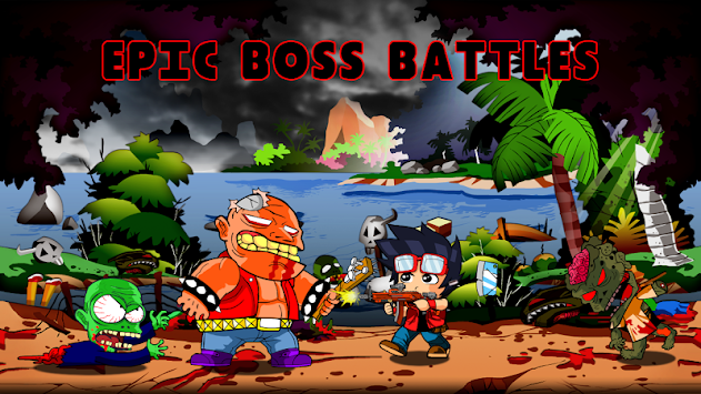 Undead Paradise apk screenshot