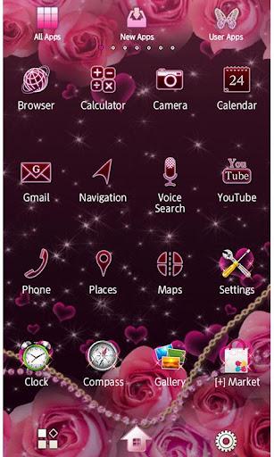 Hearts and Roses Wallpaper 1.7 Windows u7528 3