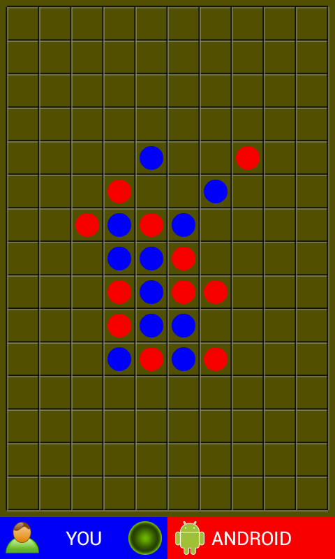 Gomoku- screenshot