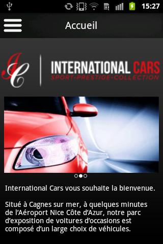 International Cars