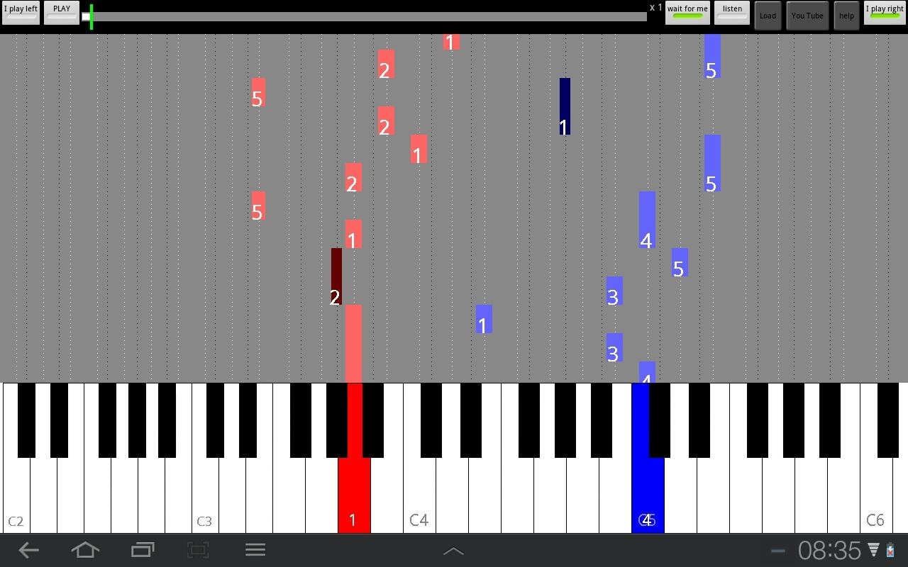 Lina piano free learn tutorial android apps on google play lina piano free learn tutorial screenshot hexwebz Image collections