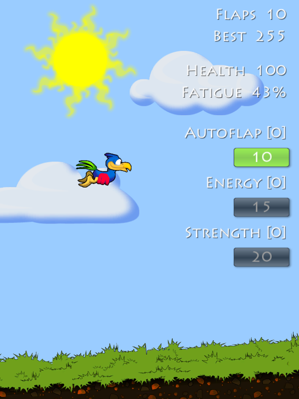 Autobird FREE- screenshot