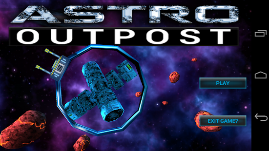 Astro Outpost - screenshot thumbnail