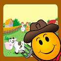 Farm Map - Strategy Brain Game icon