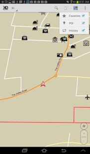 St Lucia GPS Map - screenshot thumbnail