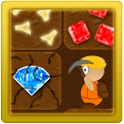 Treasure Miner - Minen Spiel icon