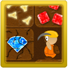 Treasure Miner - a mining game icon