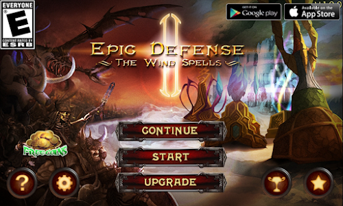 Epic TD 2 - Wind Spells Deluxe v1.2