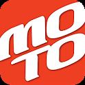 Moto magazine logo