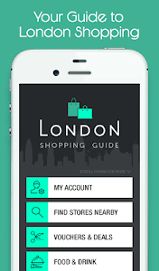 London Shopping Guide screenshot 0