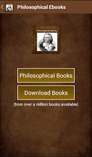 Philosophical Ebooks