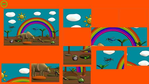 玩免費解謎APP|下載子供のための恐竜パズル app不用錢|硬是要APP