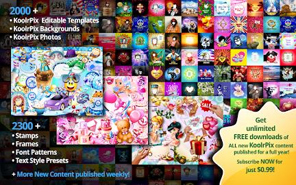 KoolrPix Studio Image Editor Screenshot 16