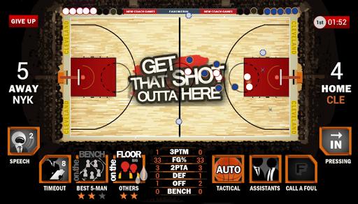 TNBC Basketball Coach Pro
