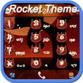 RocketDial Halloween Theme HD