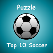 Puzzle Top 10 Soccer Player