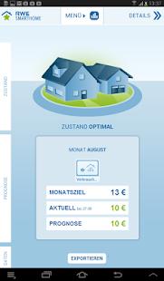 RWE SmartHome - screenshot thumbnail