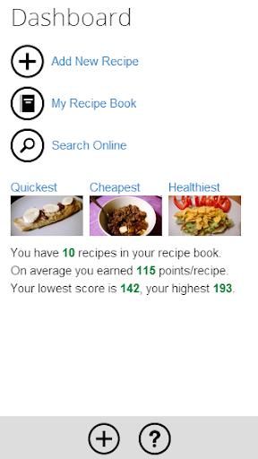 spoonacular - your recipe book