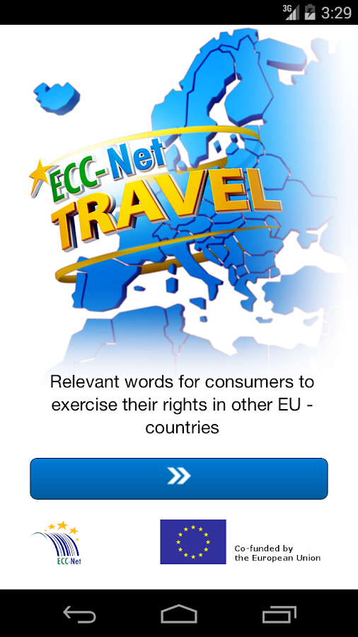 ECC-Net: Travel - screenshot