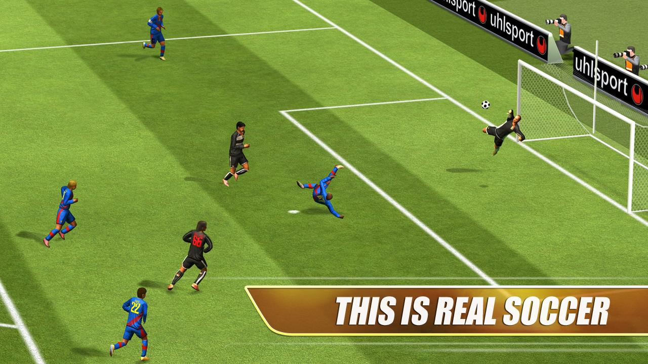 Real Soccer 2013 screenshot #11