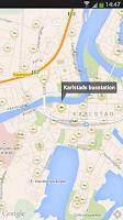 Screenshot of Värmlandstrafik
