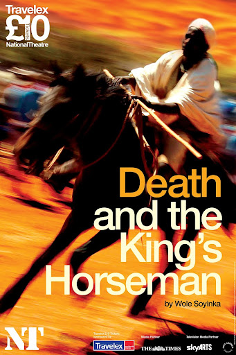 death and the kings horseman essay In his play, death and the king's horseman, wole soyinka would have us examine every clash and conflict, save for the one involving culture certainly this may seem the most obvious part of the play, but we would do the general understanding of death a disservice if we ignored one of the central.