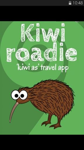 Kiwi Roadie Travel App