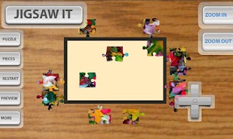Screenshot of Jigsaw It Free