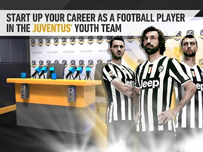 Be A Legend: Juventus FC - screenshot thumbnail