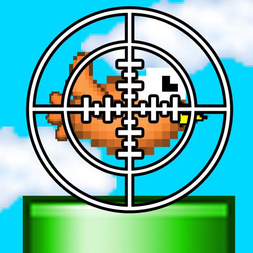 動作必備App|Flapping Bird Must Die! Free LOGO-綠色工廠好玩App