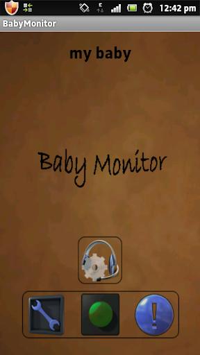 BabyMonitor Gratis vigilabebés