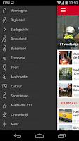 Screenshot of BD nieuws