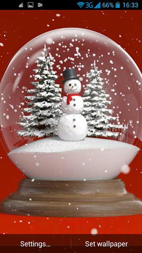 雪球動態壁紙 個人化 App-癮科技App