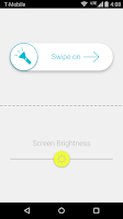 Screenshot of White Light Flashlight