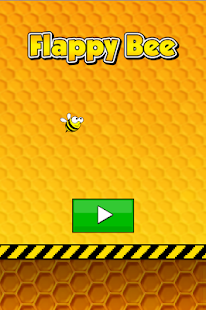 Flappy Bee- screenshot thumbnail