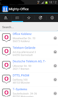 Screenshot of Mighty-Office