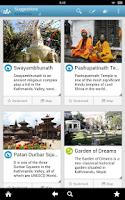 Screenshot of Nepal Travel Guide by Triposo